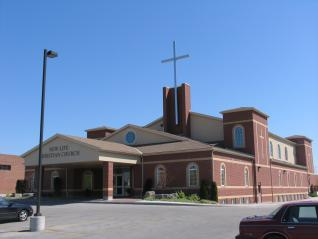 New Life Christian Church building