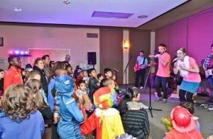 New Life Christian Church kids concert