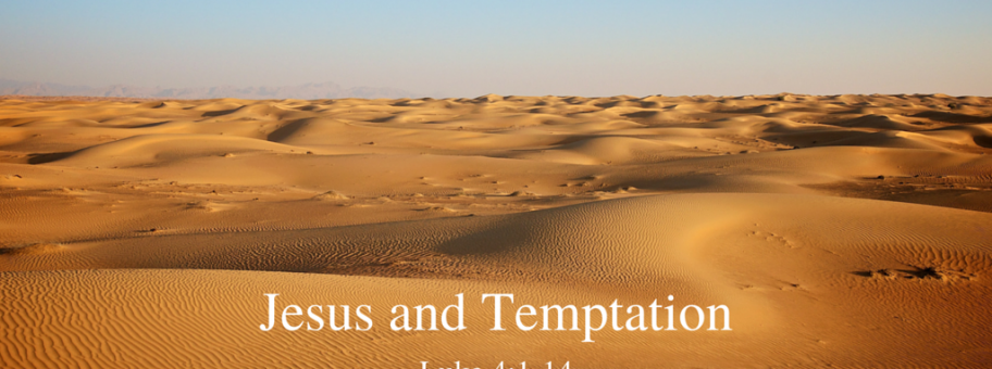 Jesus and Temptation