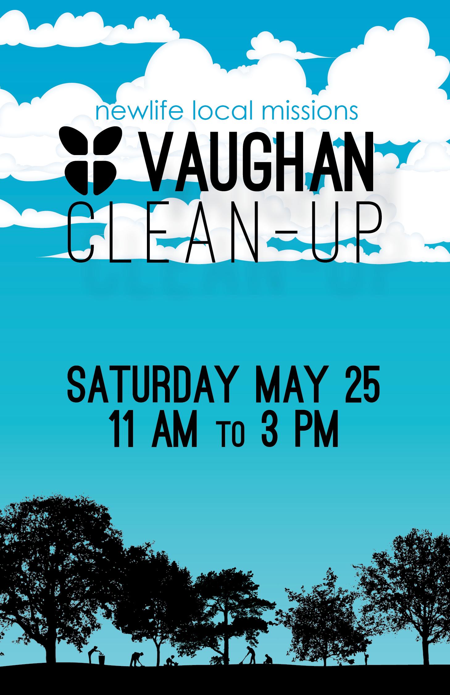 Vaughan Clean Up _NL NEWS