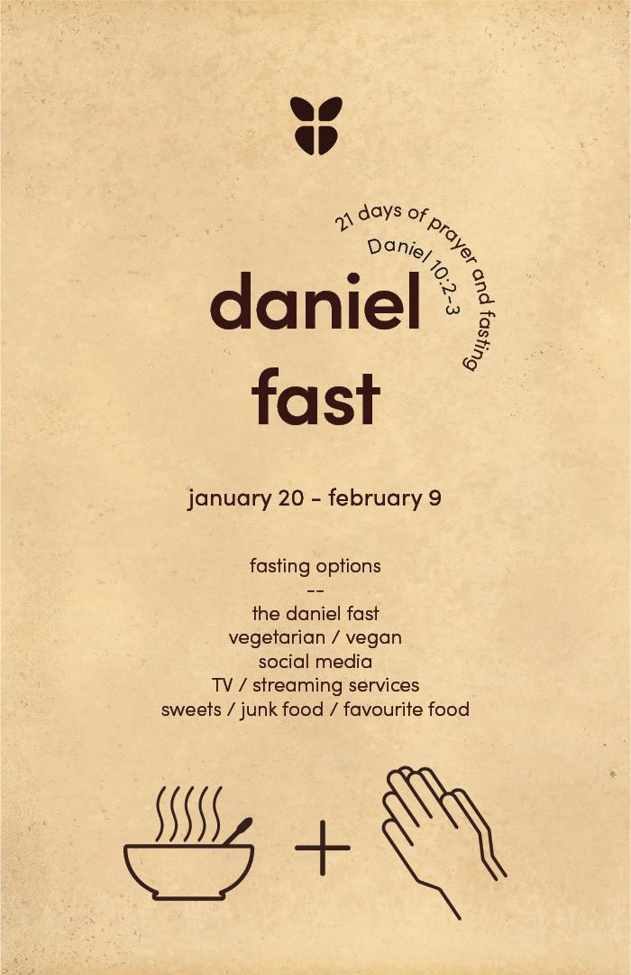 Daniel Fast 2020 - NL News
