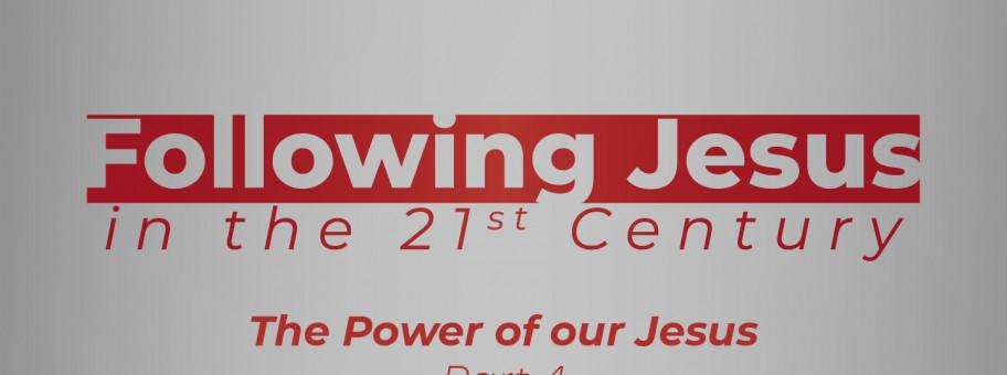 Following Jesus - pt 4 - YV 01 - Title