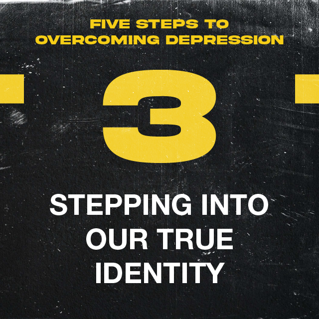 3. STEPPING INTO OUR TRUE IDENTITY
