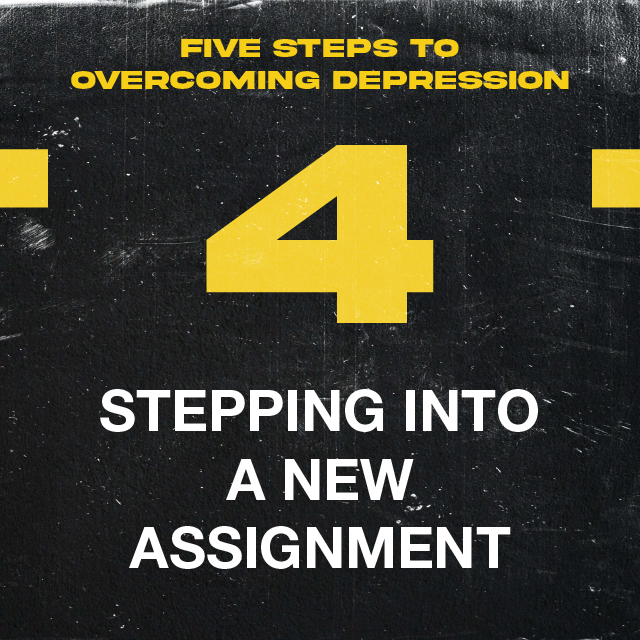 4. STEPPING INTO A NEW ASSIGNMENT
