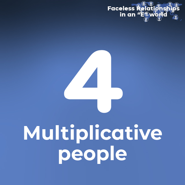 4. Multiplicative people