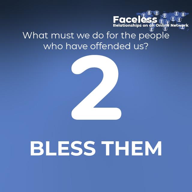 2- BLESS THEM