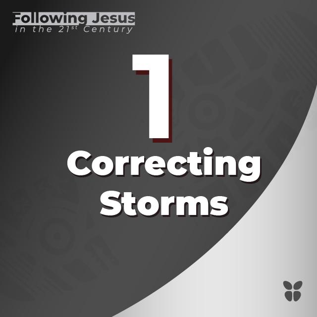 1.Correcting Storms